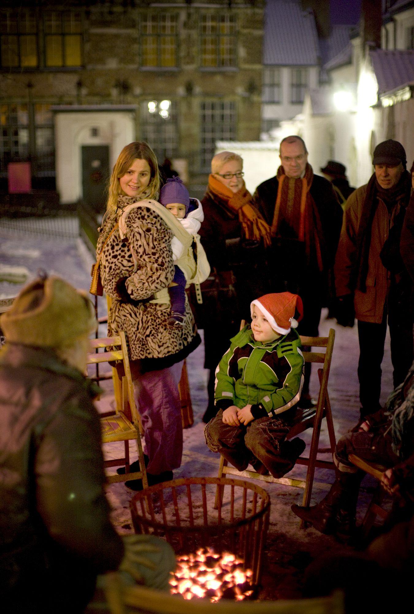 Winter in Kortrijk - Joe Baele