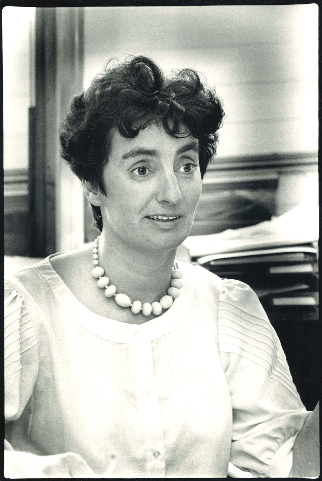 Vrouwen in een mannenwereld: Standenbedrijf Konstrukt-Al 1987