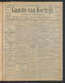 Gazette Van Kortrijk 1910-10-06