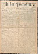 Het Kortrijksche Volk 1930-09-28