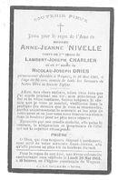 Anne-Jeanne Nivelle
