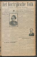 Het Kortrijksche Volk 1912-11-17