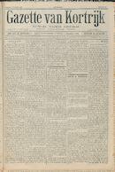 Gazette van Kortrijk 1916-12-02