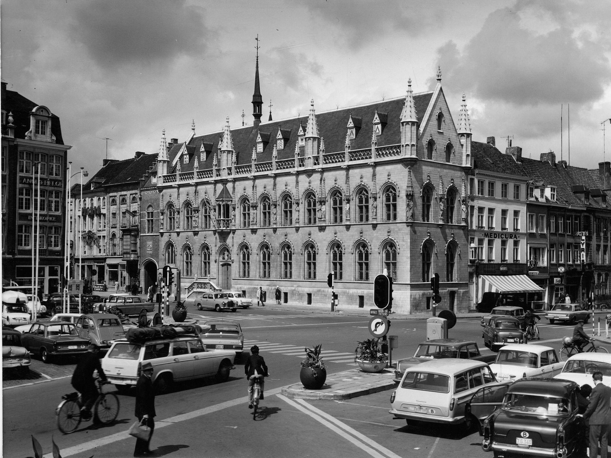 Grote Markt 1964