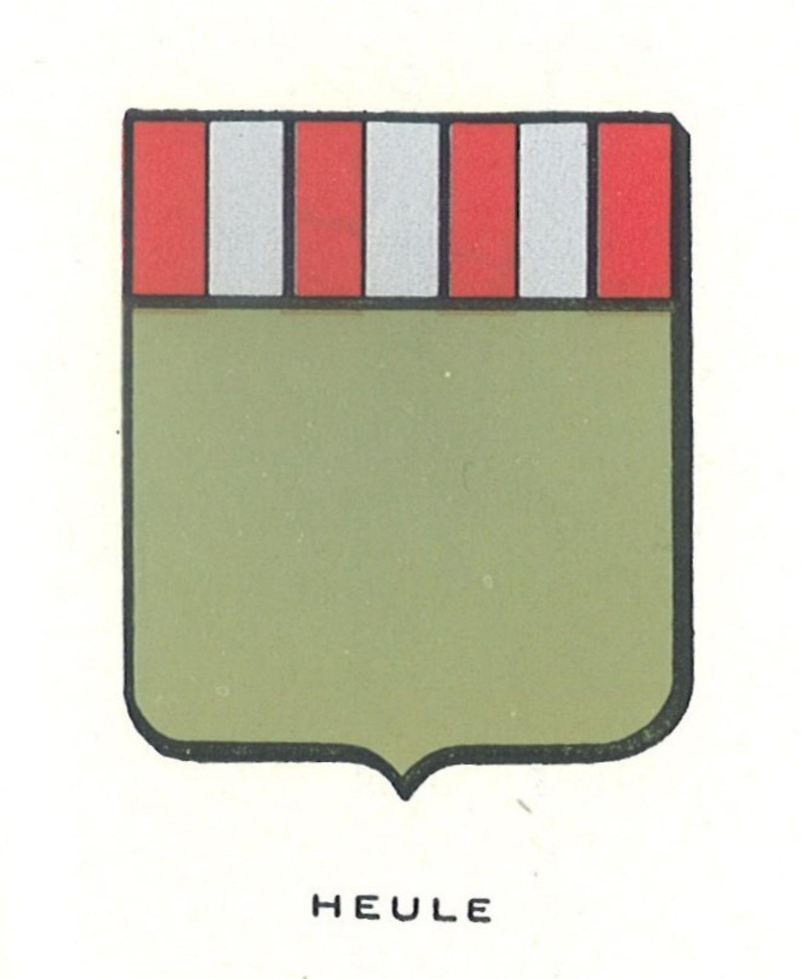 Wapenschild van Heule