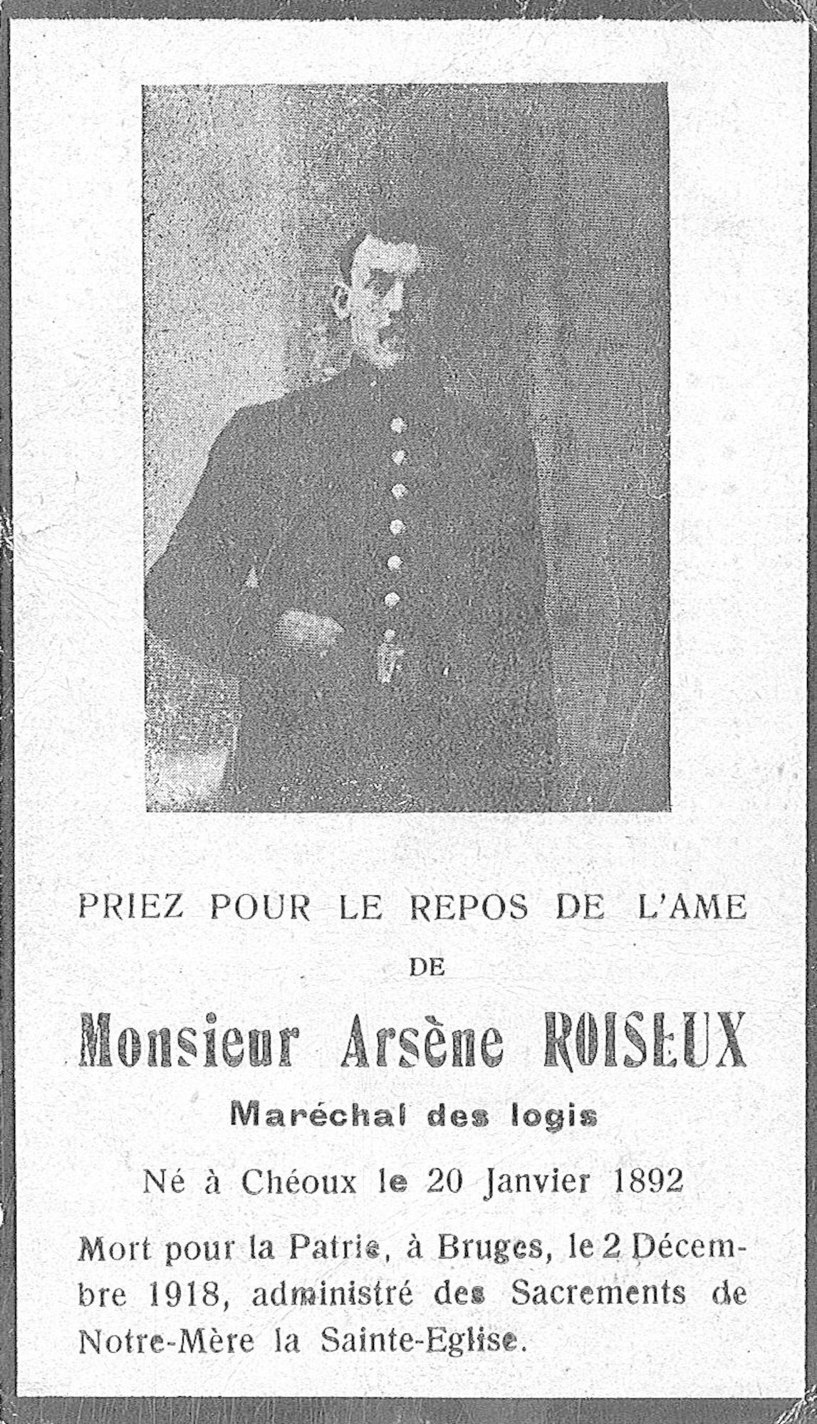 Arsène Roiseux