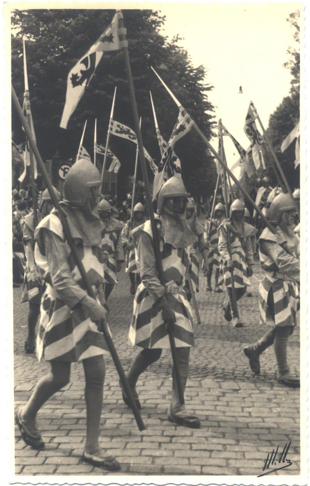 Guldensporen feesten 1952