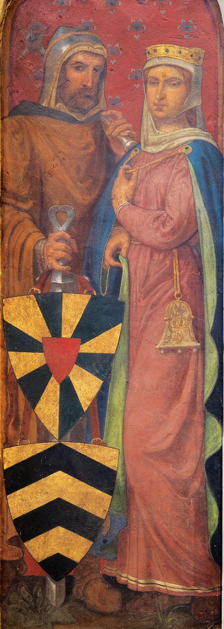 1067 - 1070 Boudewijn VI