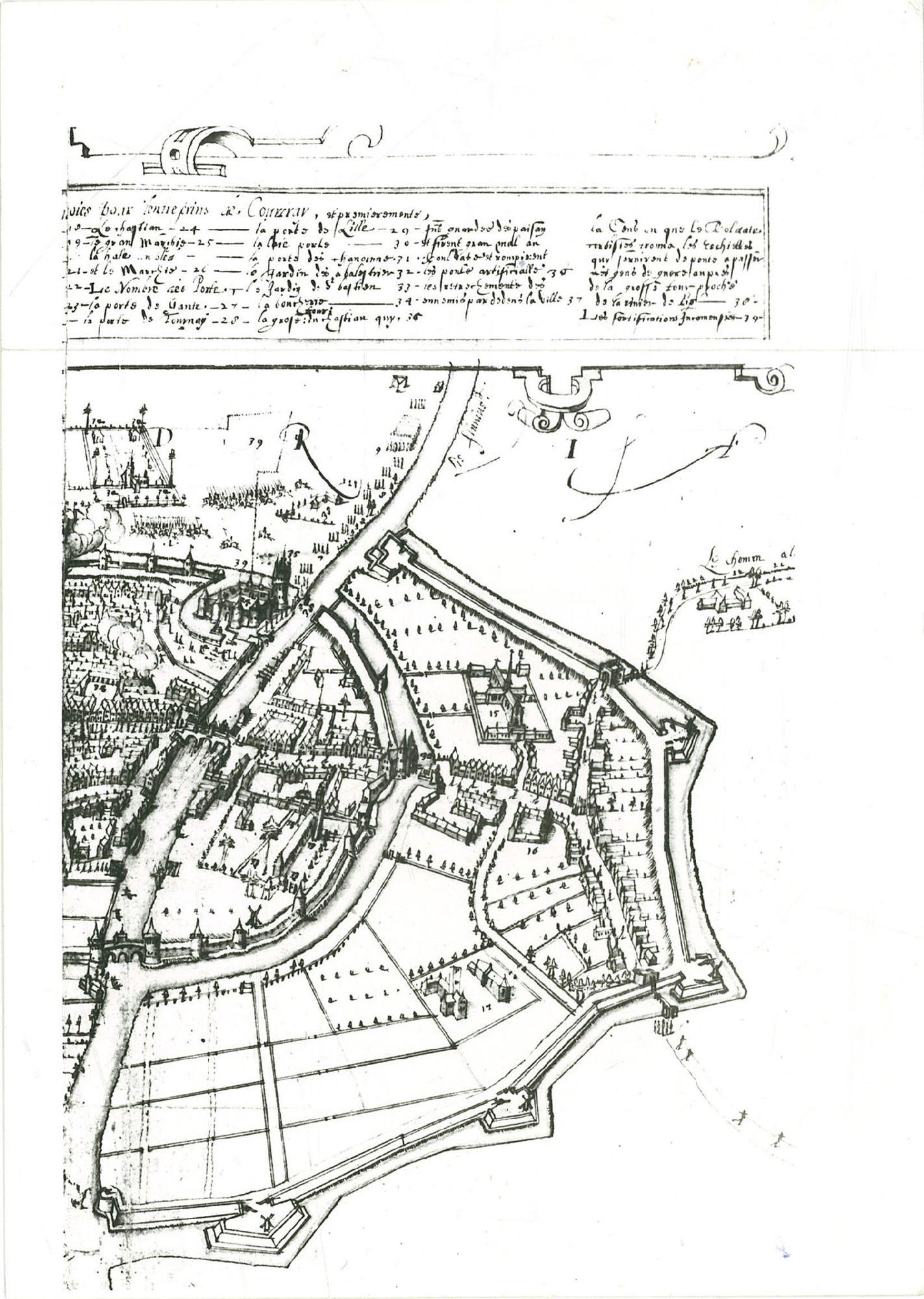 Overleie circa 1583