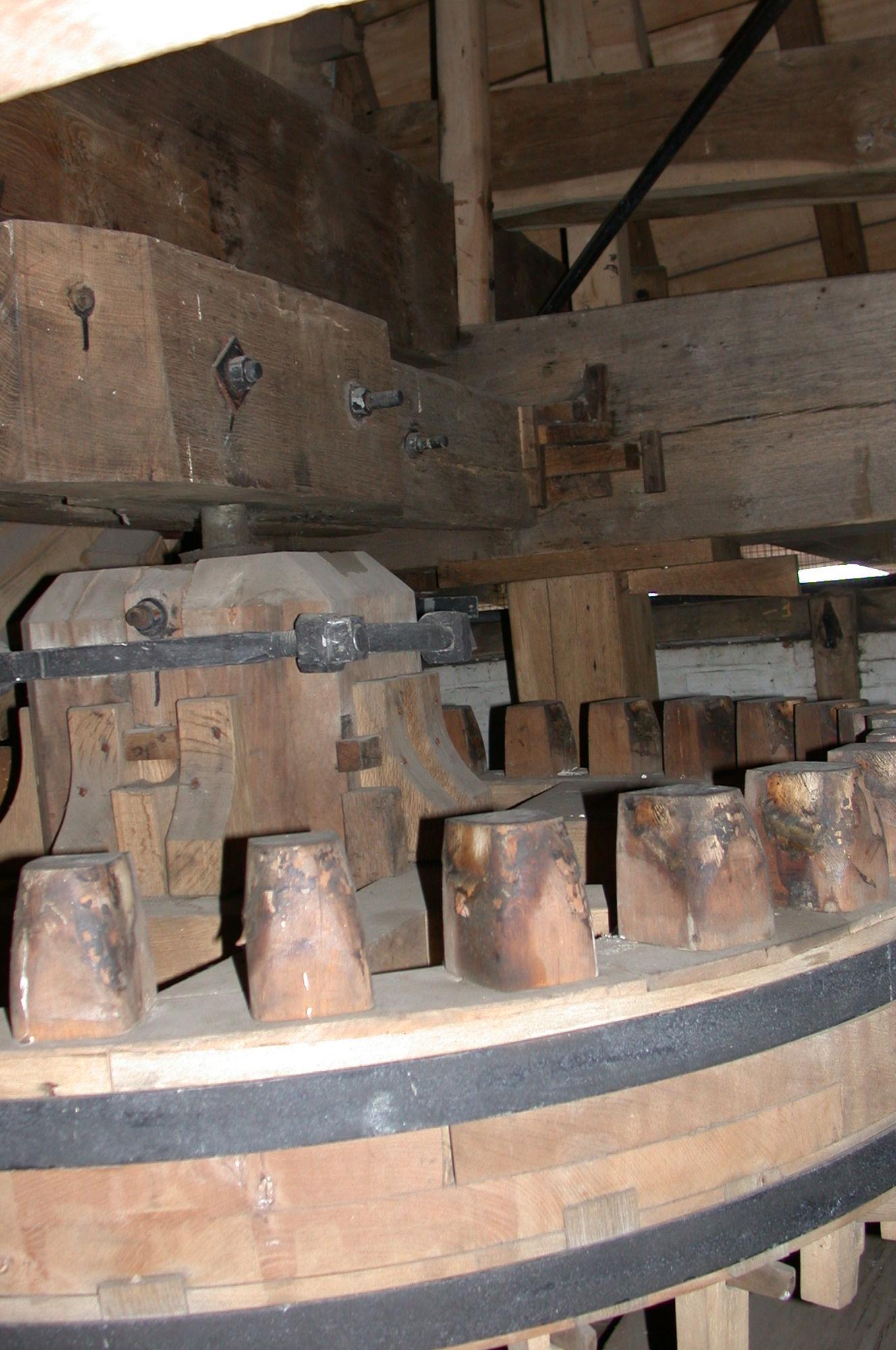 Molen- en Bakkerijmuseum Marke 21
