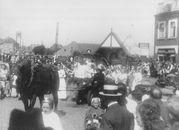 Bomkapel aan het Rootershof 1945