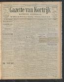 Gazette Van Kortrijk 1910-06-12