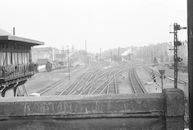 Station in 1944