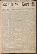 Gazette van Kortrijk 1916-04-29