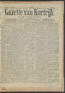 Gazette Van Kortrijk 1917-03-24