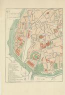 Westflandrica - kaart van Brugge