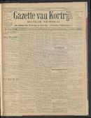 Gazette Van Kortrijk 1911-12-31