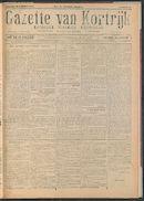 Gazette Van Kortrijk 1918-02-23