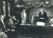 Handelsmissie uit USA bezoekt Kortrijk 1981