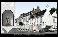 Muurkapel hoek Broelkaai- Burgemeester Tayaertstraat