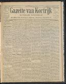 Gazette Van Kortrijk 1907-03-17