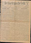 Het Kortrijksche Volk 1927-06-19