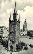 Belfort, Grote Markt en Sint-Maartenskerk