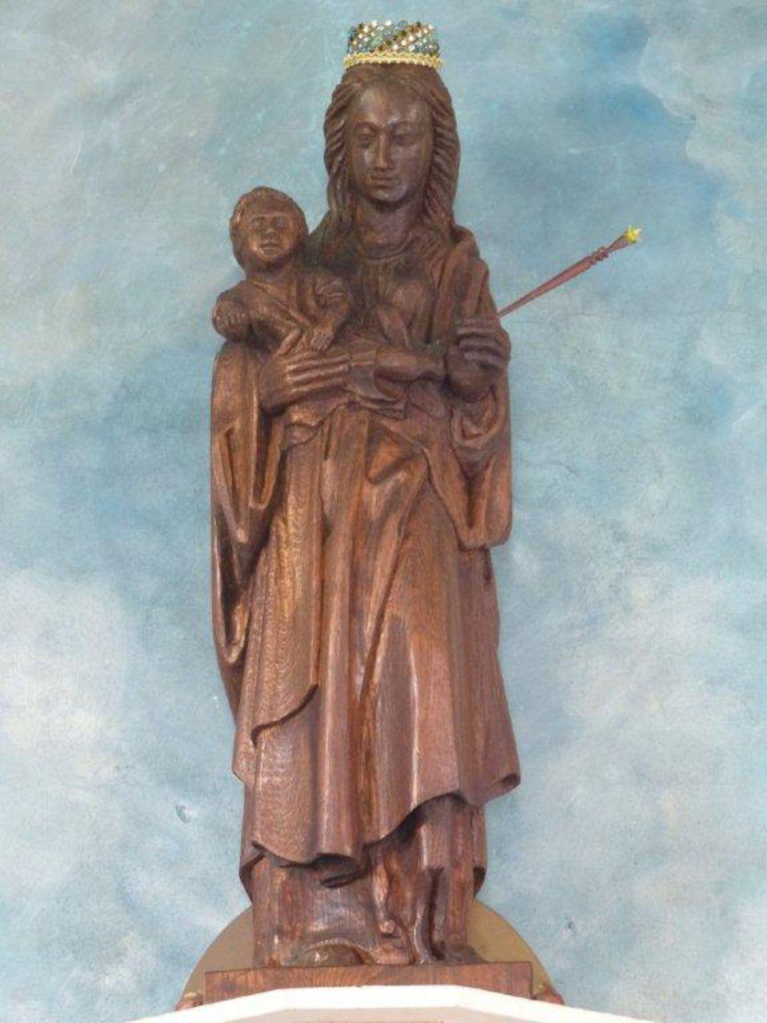 Mariabeeld Putkapel