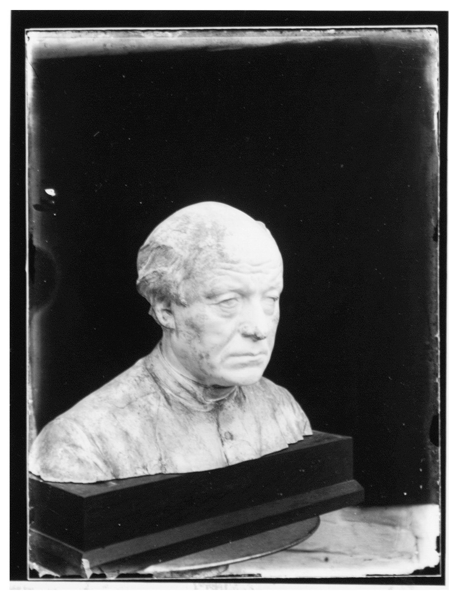 Westflandrica - buste van Guido Gezelle
