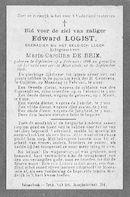 Edward Logist
