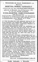 Rosa-Martha Demyttenaere