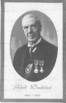 Adolf Petrus Woedstad