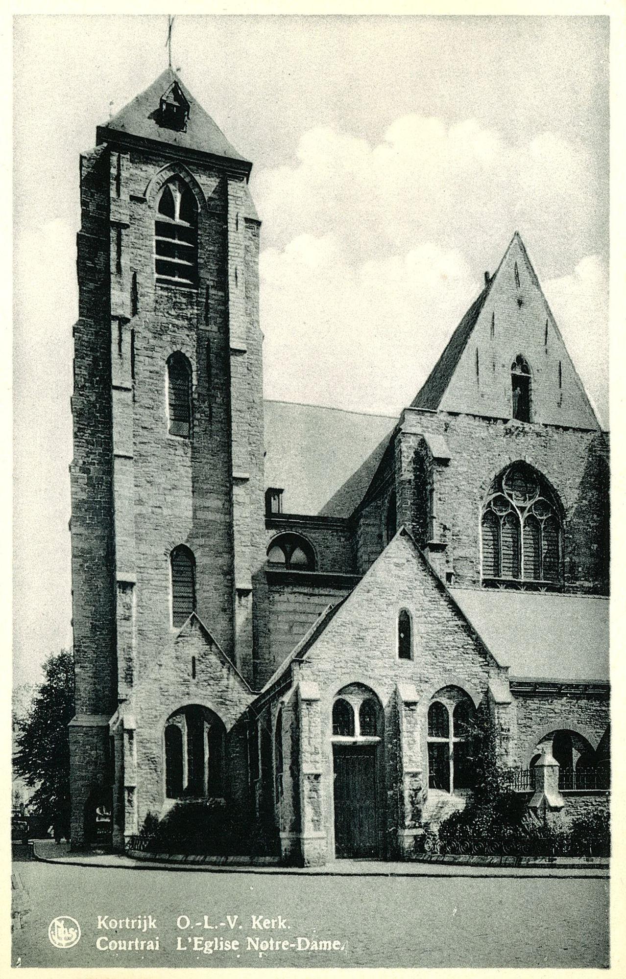 De Onze-Lieve-Vrouwekerk