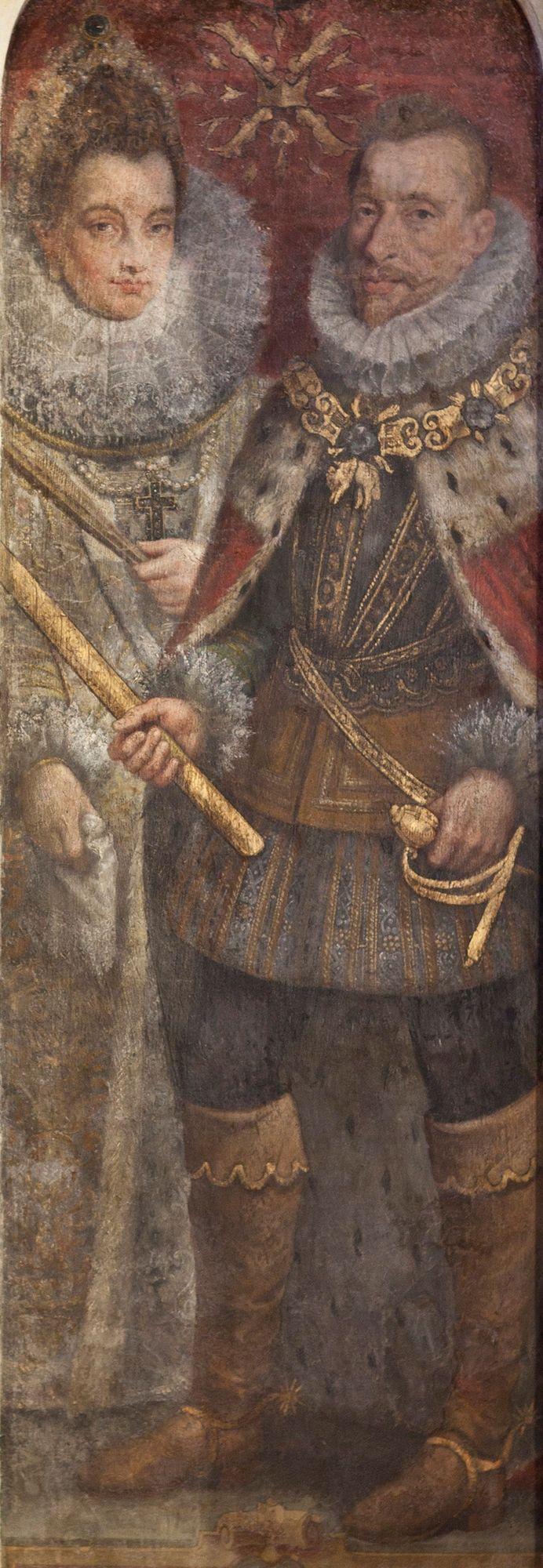 1598 - 1633 Albrecht en Isabella