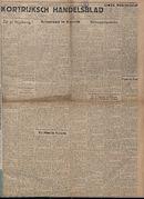 Kortrijksch Handelsblad 6 september 1946 Nr71