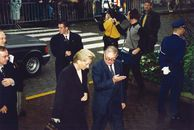 Bezoek van Koning Albert II en Koningin Paola