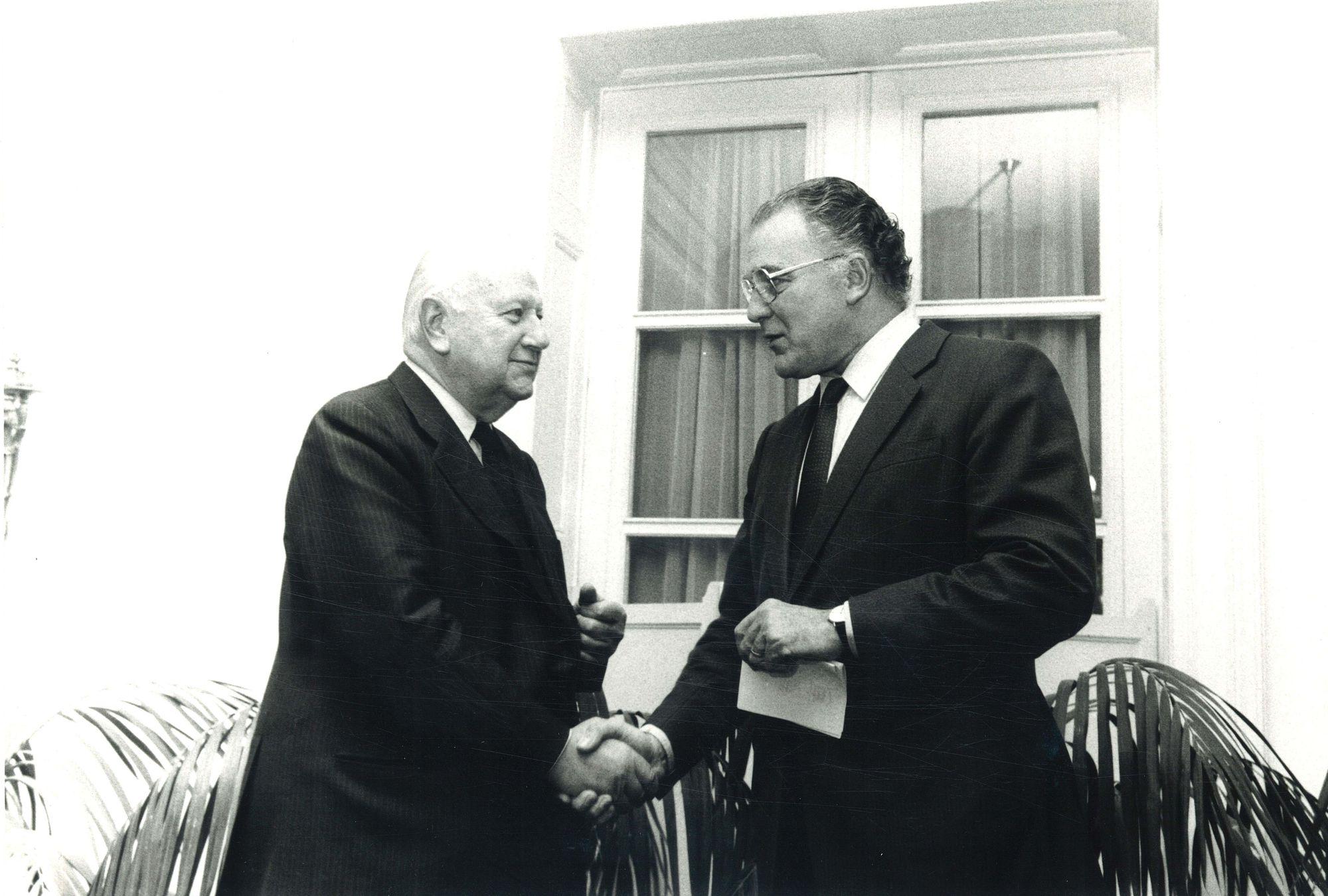 Toespraak Jozef De Jaegere 1983