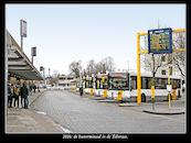 Bushaltes station
