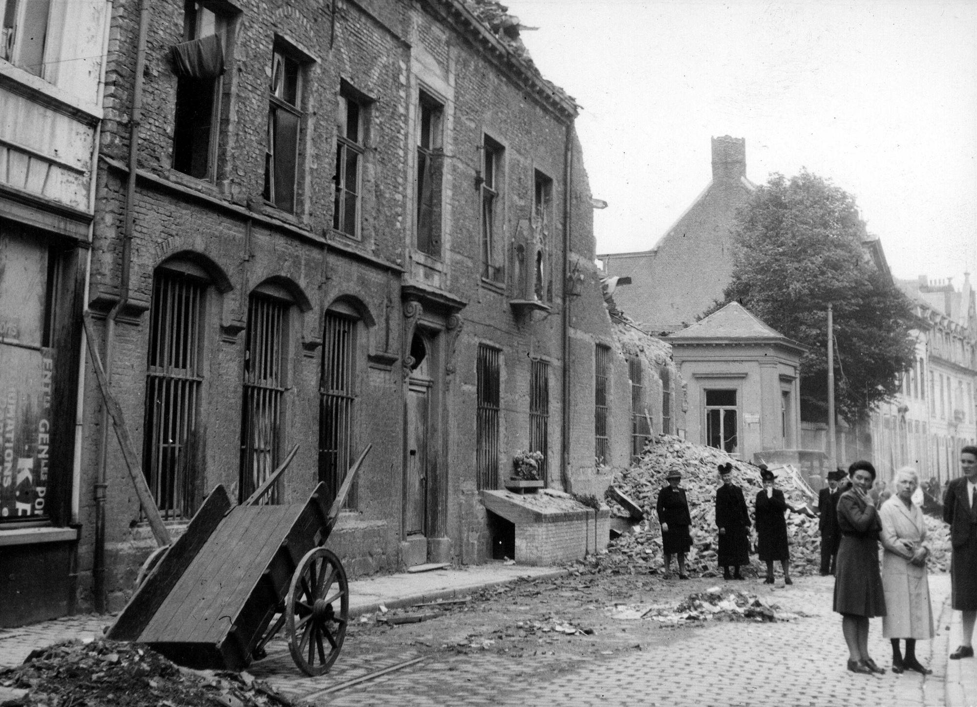 Berg van Barmhartigheid in 1944