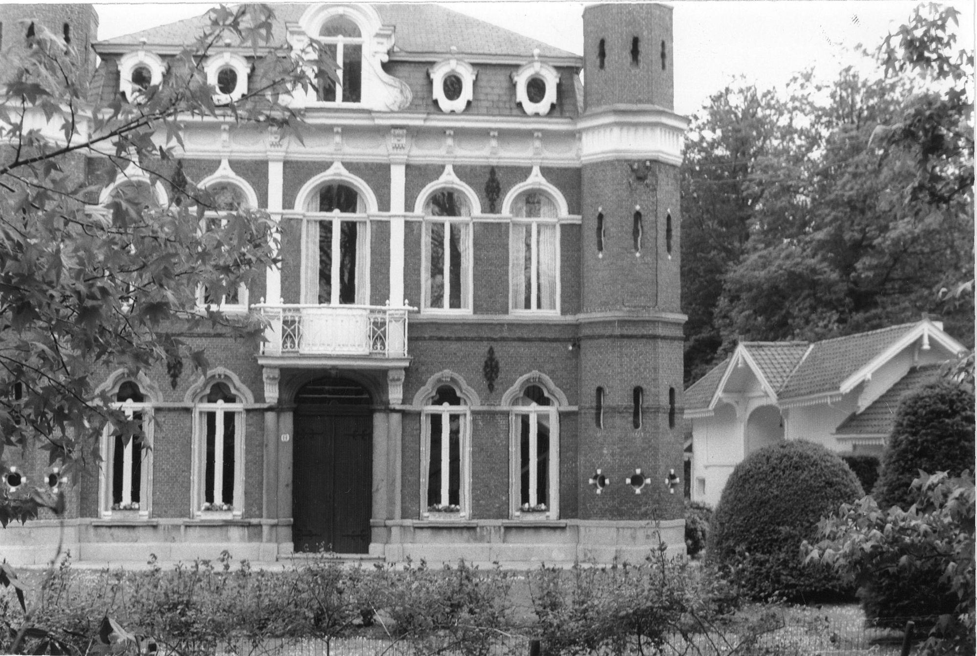 Kasteel De La Croix op Sint-Anna