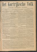 Het Kortrijksche Volk 1908-04-12 p1