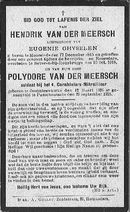 Polydore Van Der Meersch