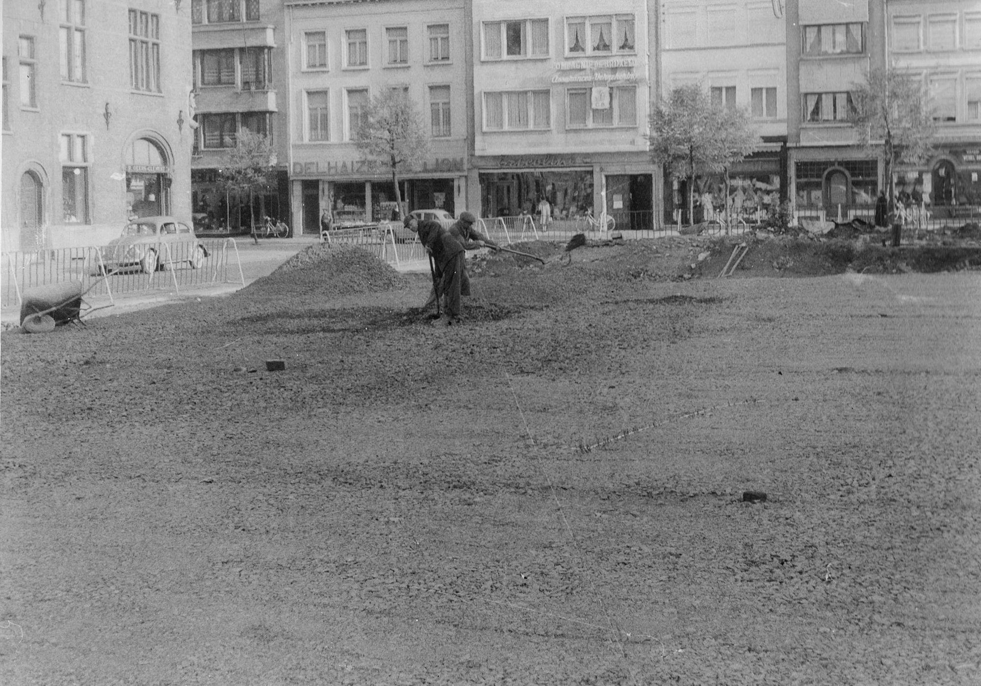 Schouwburgplein 1969