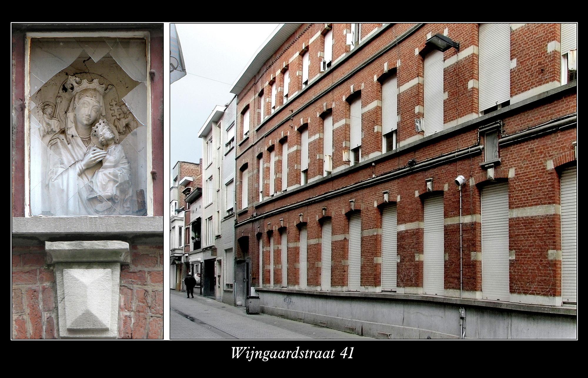 Muurkapel Wijngaardstraat