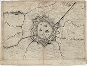 Westflandrica - Veurne, stadsplan