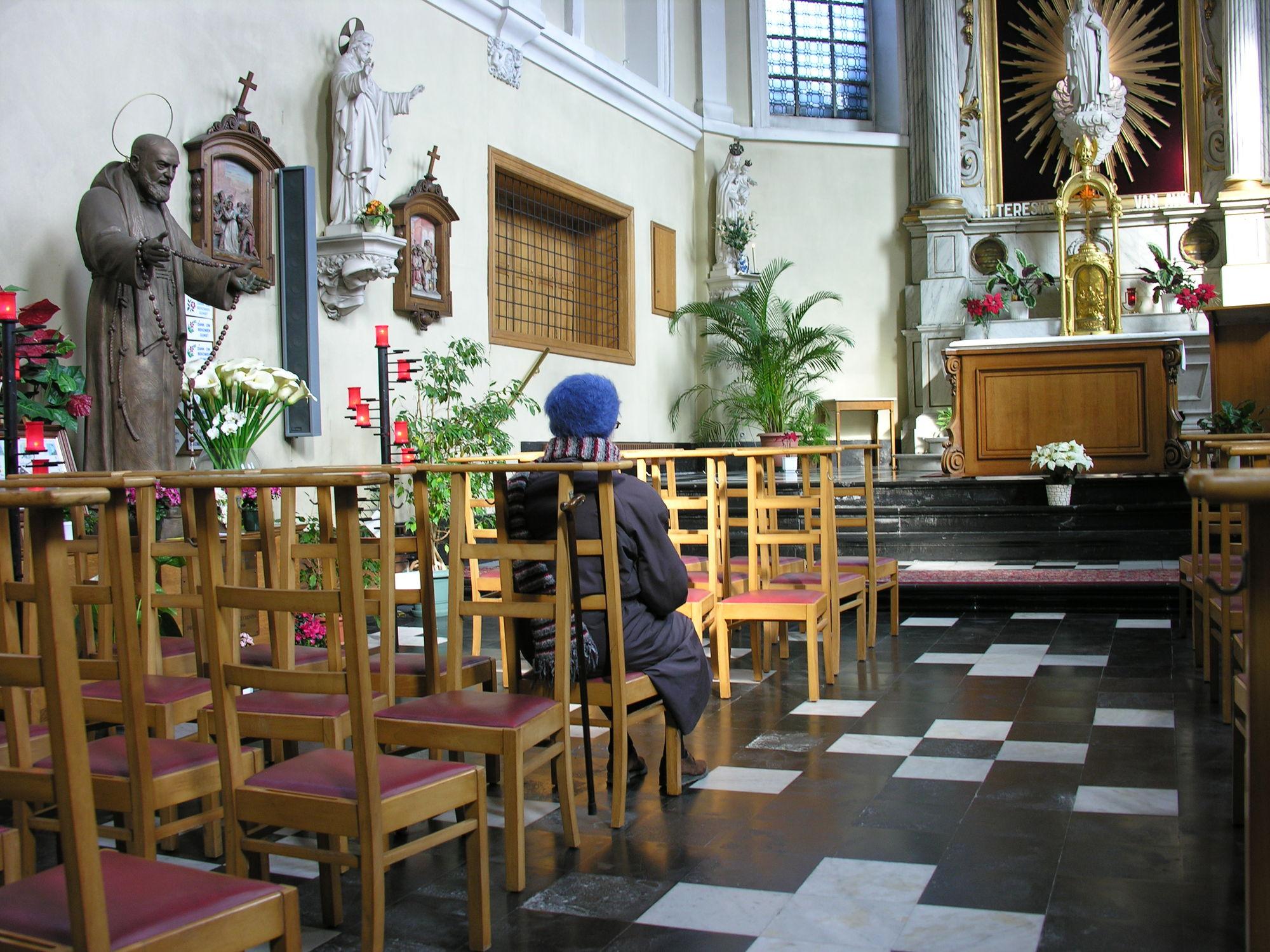 Klooster van de Ongeschoeide Karmelietessen
