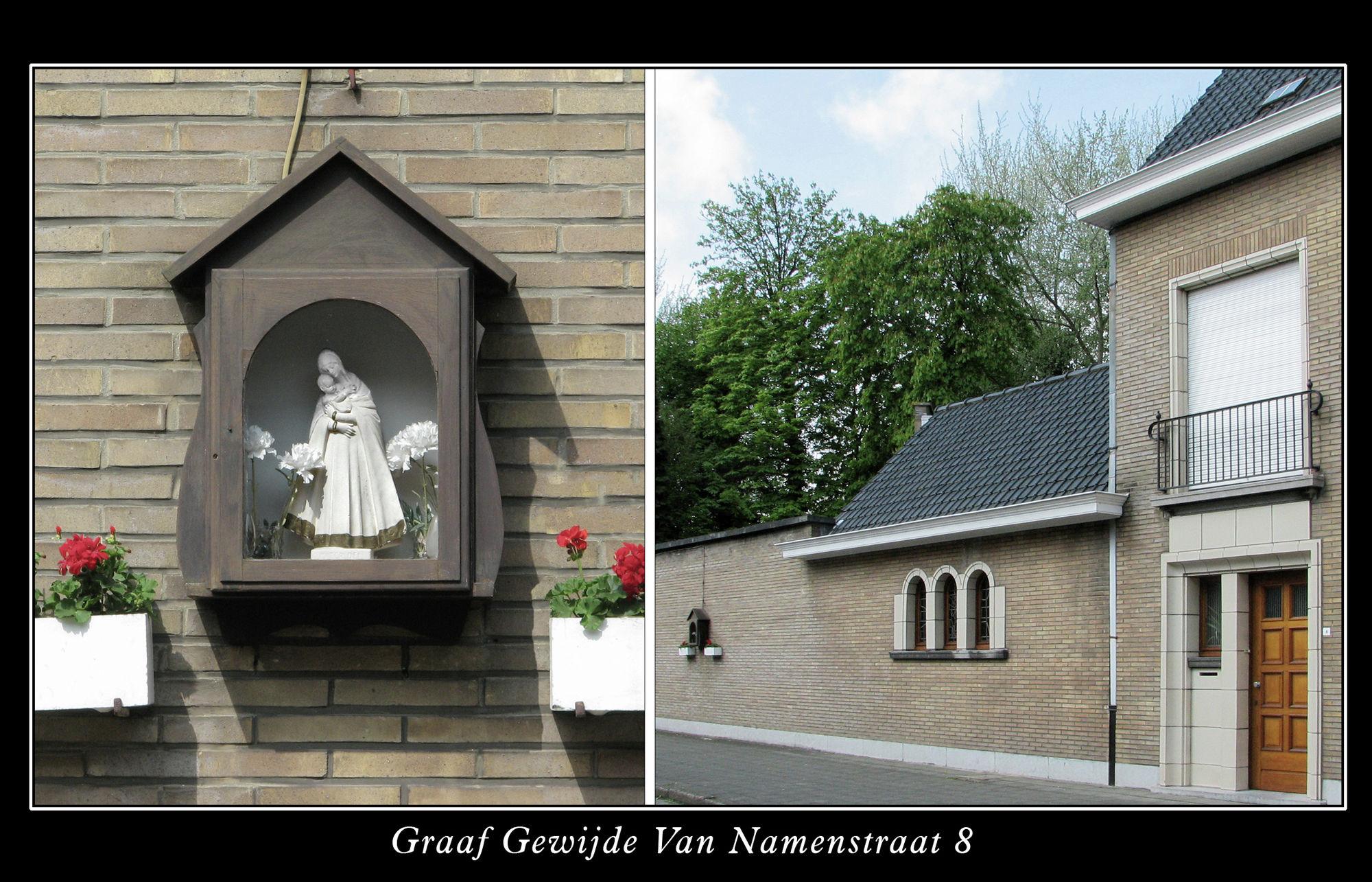 Muurkapel Graaf Gwijde Van Namenstraat