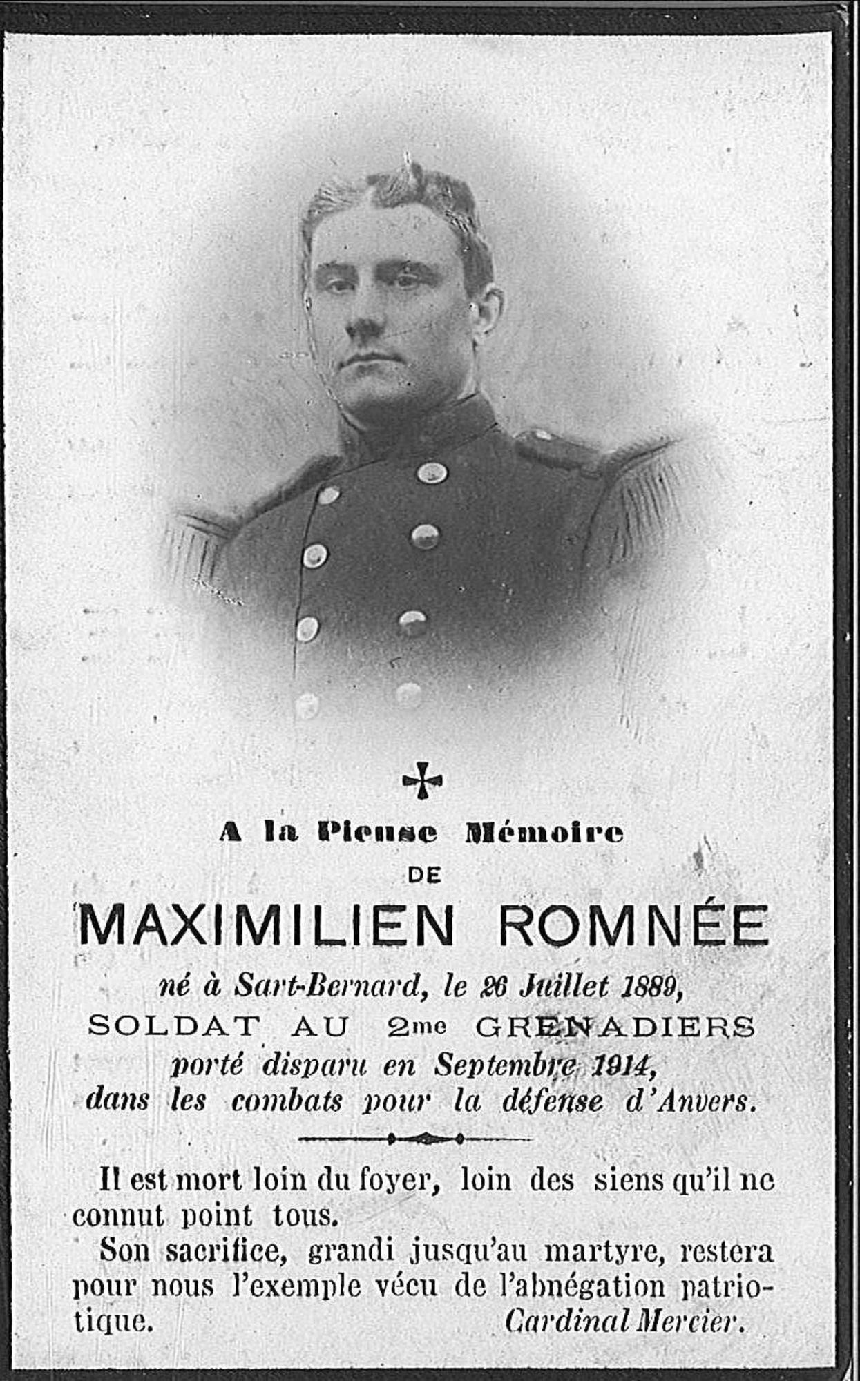 Maximilien Romnée
