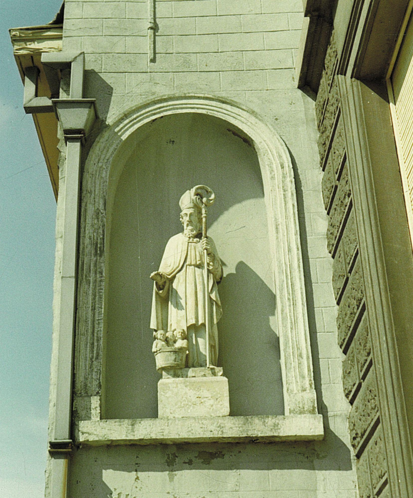Sint-Niklaas in de Voorstraat