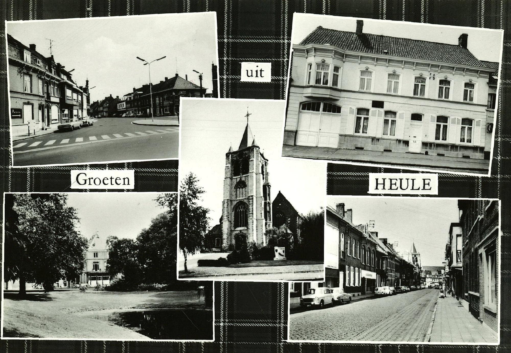 Postkaart Heule
